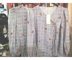 magliette a stock