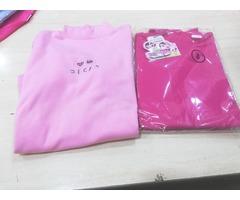 magliettine neonati