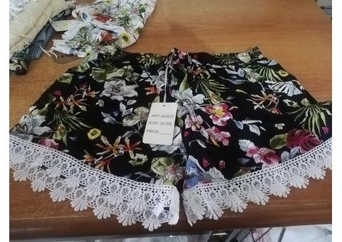 pantaloncini bimbi