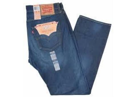 Stock Jeans Levis Uomo