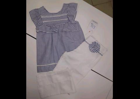 Stock abbigliamento estivo