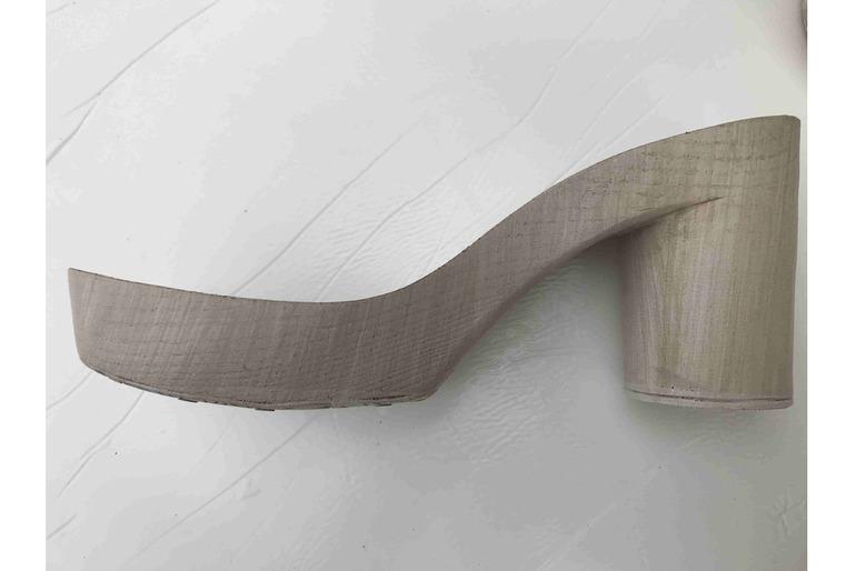 Set zoccoli donna per artigianato - FON07