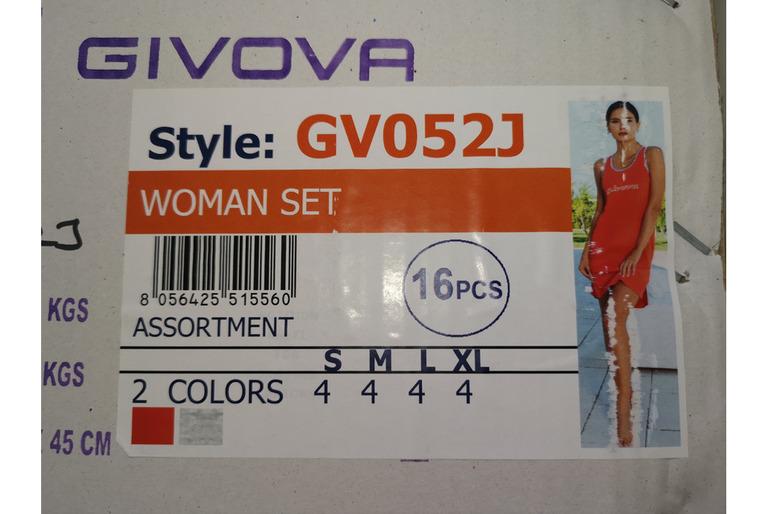 Stock pigiami estivi GIVOVA